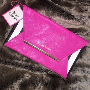 NWT Juicy Couture clutch!